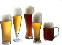 Biertypen Biersorten